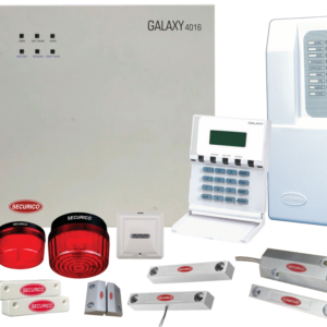 Wired Intrusion Alarm Systems