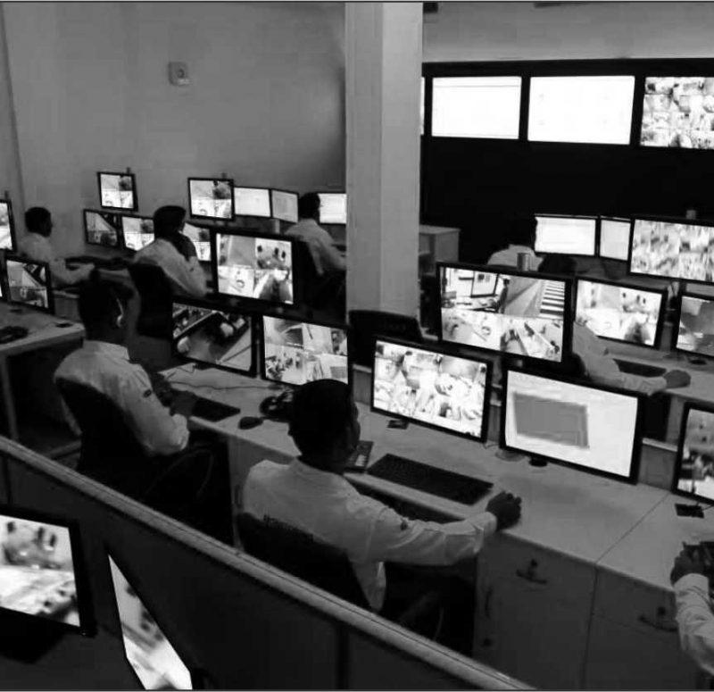 Remote Multi-site Video Monitoring for Organizations!